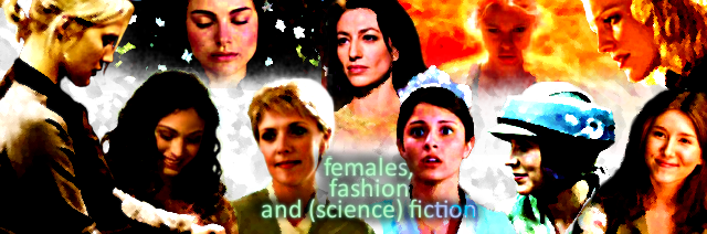 Females, Fashion and (Science) Fiction (banner)