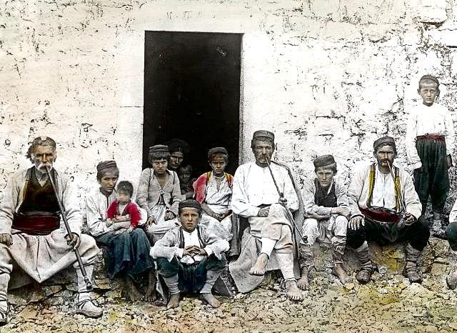 Crnogorska porodica