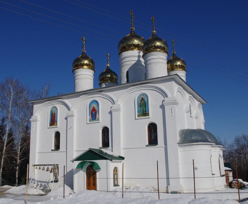 Троицкая соборная церковь
