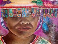 Beatriz Hidalgo De La Garza 1967 - Mexican Portrait painter - Soul of Mexico - Tutt'Art@ (13)_200x150