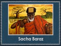 Sacha Baraz