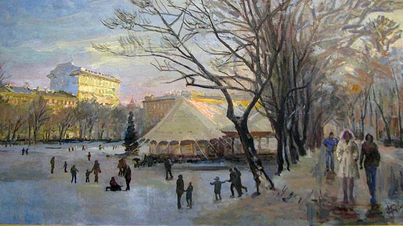 Зимнее пальто в пол купить в москве