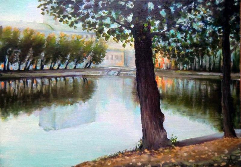 Орлов Андрей. Чистые пруды