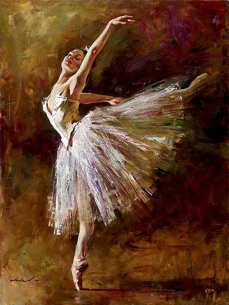 Атрошенко Андрей. Балерина