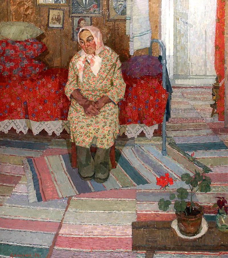 Данилюк владимир солдатская вдова