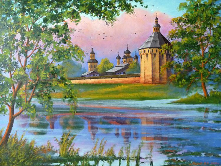 Музыка 'Красок и Звуков' - Православные храмы.