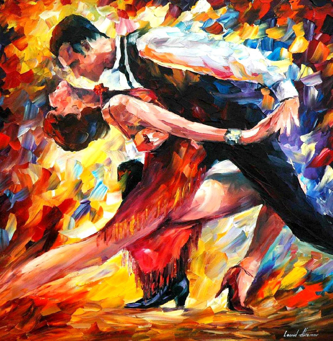 Вышивка крестом. чувство. snysnymrik.  Теги. афремов.  Танго. танго. танцы. страсть.  Anchor, 50 цветов.  2. 250x232...