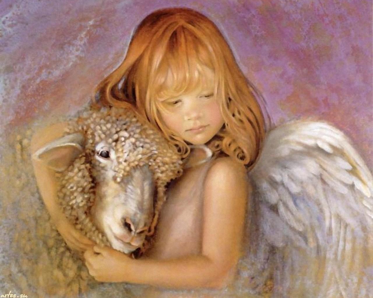 Noel Nancy-Autumn Angel