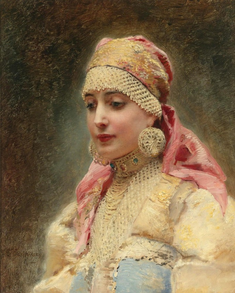 russian-beauty-makovsky-painting-2