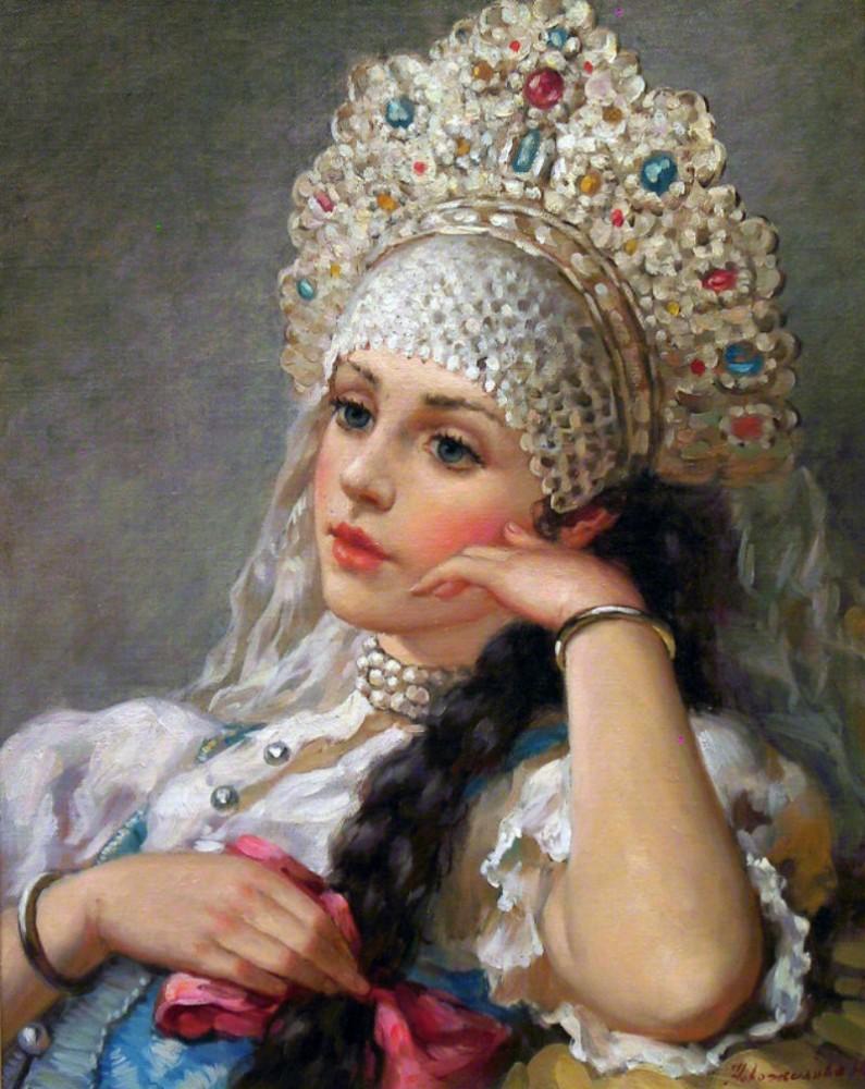 Смотреть фотки русские красавицы 16 фотография
