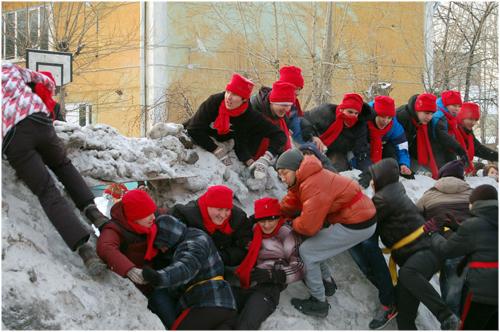 Взятие-снежного-городка-в-ЖД-(3)