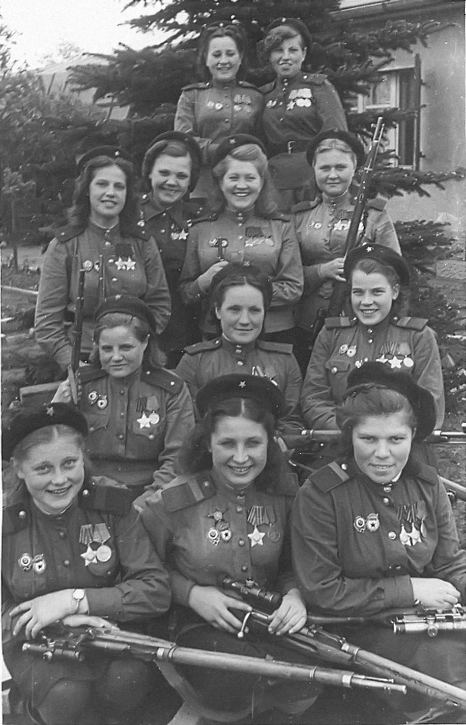 Женщины в великую отечественную войну 17 фотография