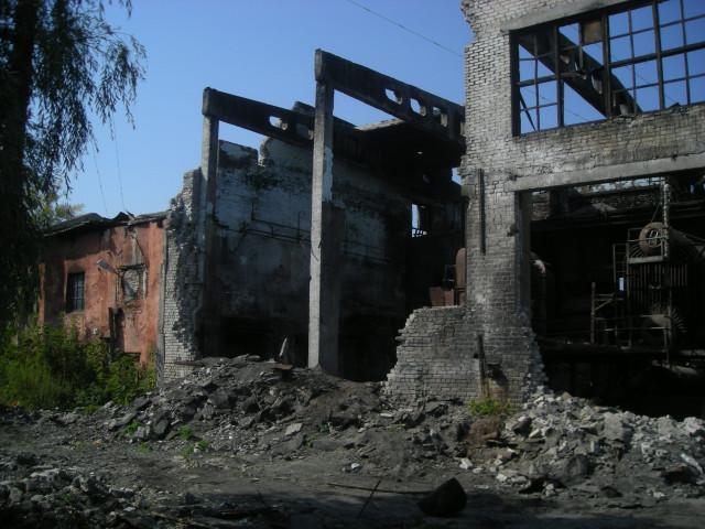 Спичечная фабрика