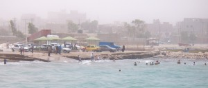 Beach in Bushehr