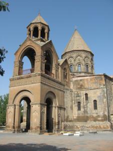 Эчмиадзинский кафедральный собор
