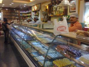 Cafe Om Sweets / New Delhi
