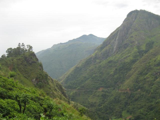 Little Adam's Peak, Sri Lanka