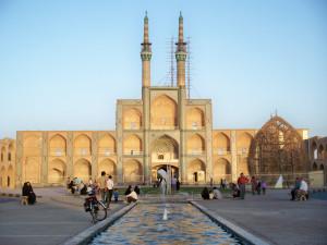 Amir Chakmaq Complex / Yezd, Iran