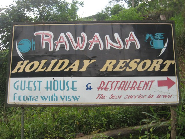 Ravana Holiday Resort, Ella, Sri Lanka