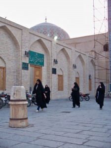 Jameh Mosque / Yezd, Iran
