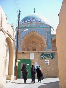Boghen-ye Seyyed Roknaddin / Yezd, Iran