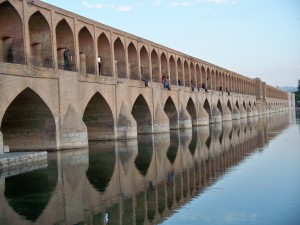 Si-o-Seh Bridge / Esfahan