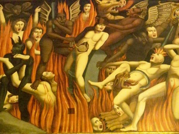 секс в аду фото № 302448 бесплатно