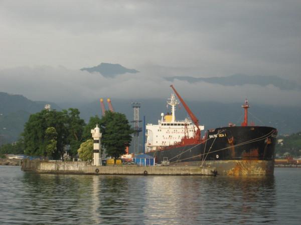 Embankment_in_Batumi