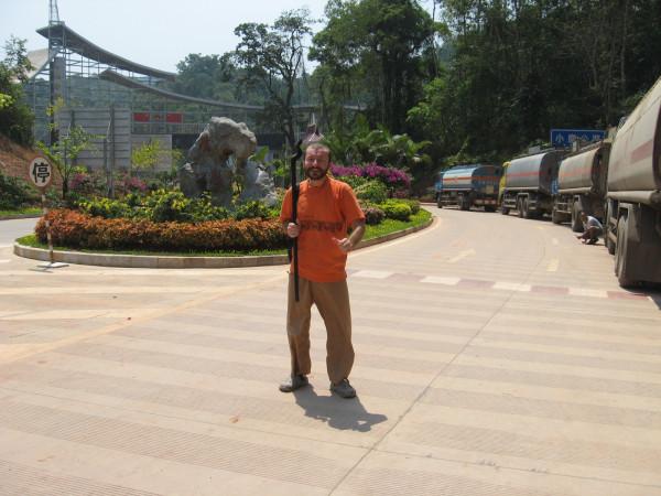 Sasha_India_at_China_border