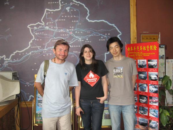 Urumchi / Xinjiang White Birches Youth Hostel