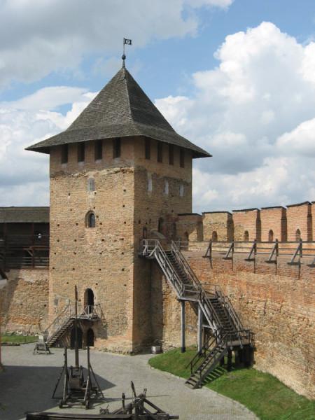 Замок Любарта. Башня Свидригайла (Луцк)