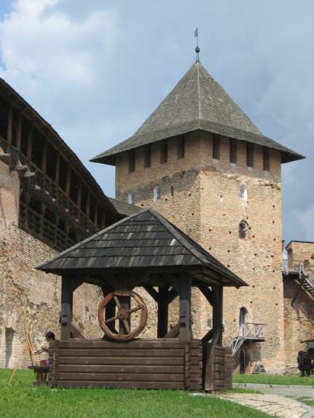 Замок Любарта (Луцк)