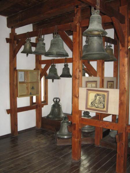 Музей колоколов в Замке Любарта / Луцк