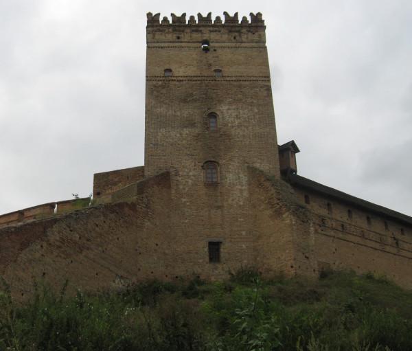 Замок Любарта снаружи (Луцк)
