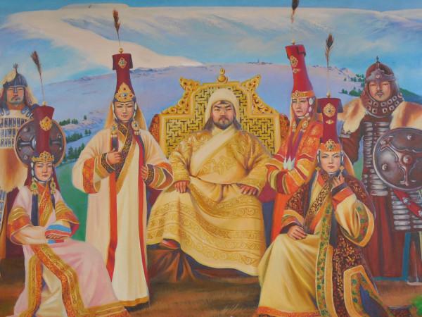 Монгольские сюжеты