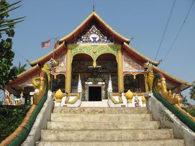 HOUEI XAI монастырь