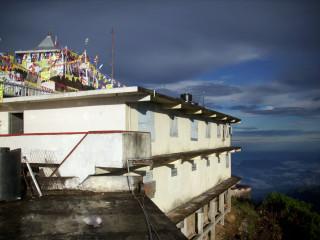Храм на вершине