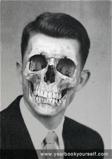 Skeletor, Class of '57.