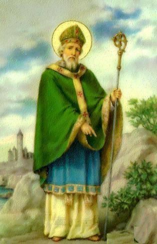 St. Patrick.