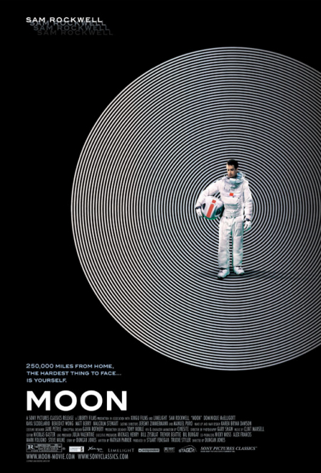 Poster for Moon.