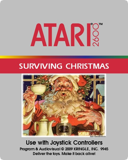 Surviving Christmas, the game!
