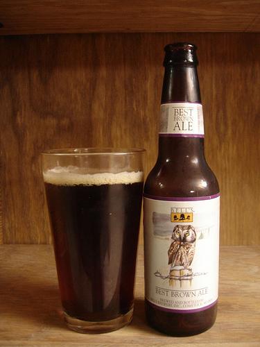 Best Brown Ale.