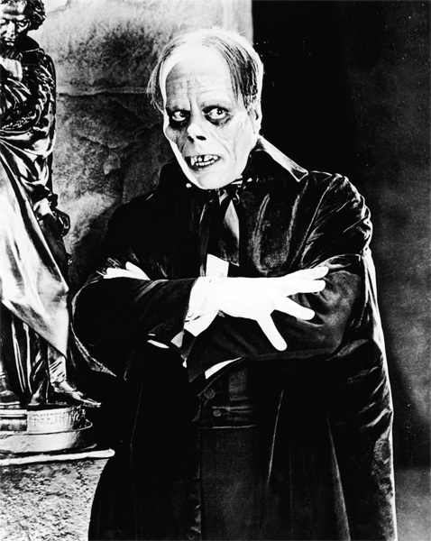 Lon Chaney Never Looked Better Than This.