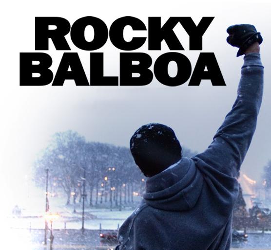 Yo, Rocky's back.