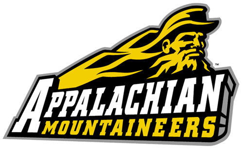 Appalachian State Mountaineers Logo.  Know it.  Love it.