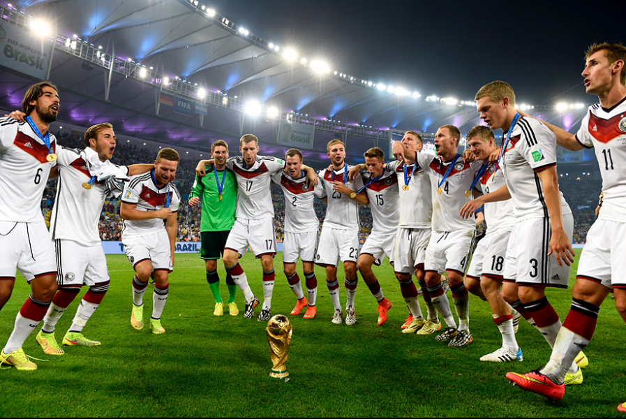 Сборная германии по футболу в картинках