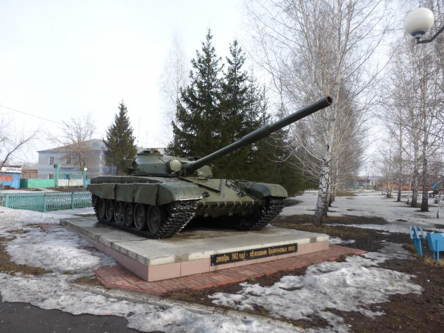 Довольное, Т-72А