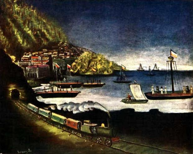 Батумский порт