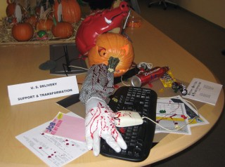 Work Pumpkin 2007