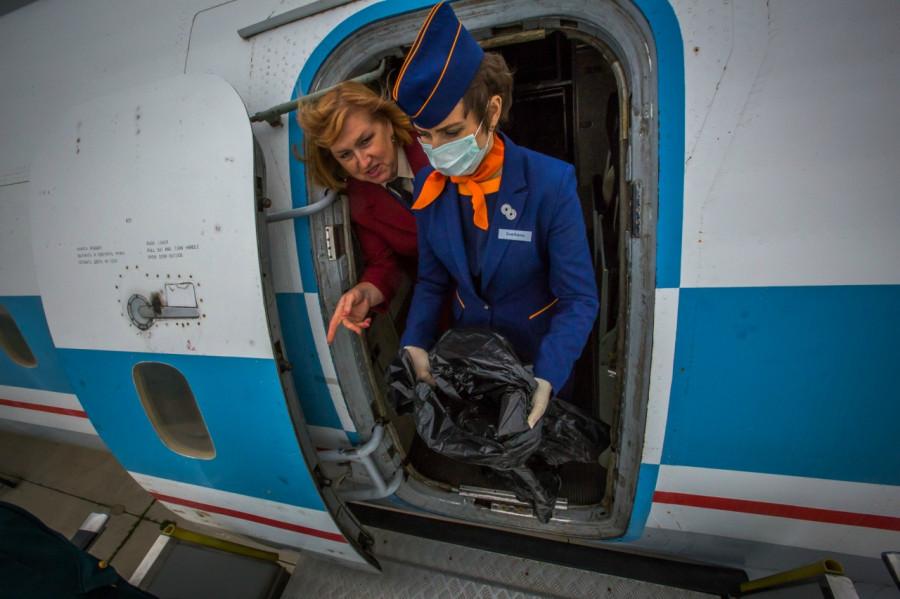 Угроза с воздуха. Авиасообщение закрыто. Владивосток